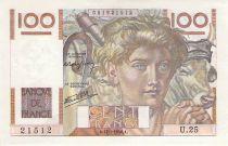 France 100 Francs Jeune Paysan - 17-01-1946 - Série U.25 - TTB+