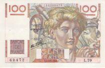 France 100 Francs Jeune Paysan - 18-07-1946 - Série L.79 - TTB