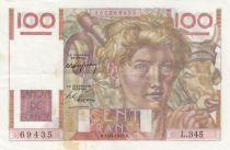 France 100 Francs Jeune Paysan - 19-05-1948 - Série L.345