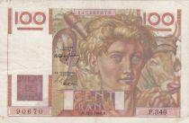France 100 Francs Jeune Paysan - 19-05-1948 - Série P.340