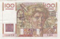 France 100 Francs Jeune Paysan - 19-05-1948 - Série Y.331