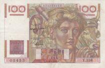 France 100 Francs Jeune Paysan - 19-05-1948 - Série Y.336