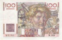 France 100 Francs Jeune Paysan - 19-12-1946 - Série M.169 - TTB+