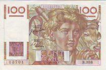 France 100 Francs Jeune Paysan - 1950