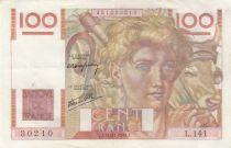 France 100 Francs Jeune Paysan - 21-11-1946 - Série L.141