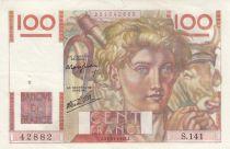 France 100 Francs Jeune Paysan - 21-11-1948 - Série S.141