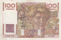 France 100 Francs Jeune Paysan - 24-08-1950 - Série E.360