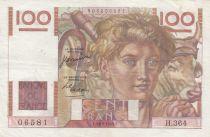 France 100 Francs Jeune Paysan - 24-08-1950 - Série H.364
