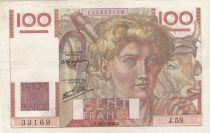 France 100 Francs Jeune Paysan - 31-05-1946 - Série J.58