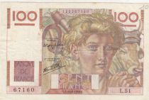 France 100 Francs Jeune Paysan - 31-05-1946 - Série L.51
