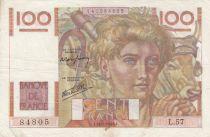 France 100 Francs Jeune Paysan - 31-05-1946 - Série L.57
