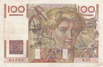 France 100 Francs Jeune Paysan - 31-05-1946 - Série N.57