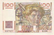 France 100 Francs Jeune Paysan - 31-10-1946 - Série R.126 - TTB
