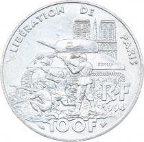 France 100 Francs Liberation de Paris 1944 - 1994