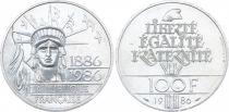 France 100 Francs Liberté - 1986