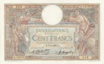 France 100 Francs Luc Olivier Merson - 07-05-1926 -  Série G.14170