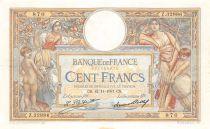 France 100 Francs Luc Olivier Merson - 12-11-1931 Série Z.32886 - SUP