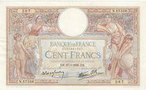 France 100 Francs Luc Olivier Merson - 27-01-1938 -  Série N.57336