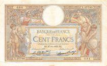 France 100 Francs Luc Olivier Merson - 27-11-1930 Série X.27780 - TTB