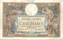 France 100 Francs Luc Olivier Merson - 28-04-1909 U.804