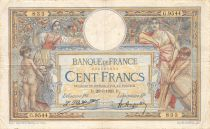France 100 Francs Luc Olivier Merson - 28-07-1923 Série G.9544 - TB