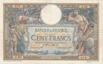 France 100 Francs Luc Olivier Merson - avec LOM 28-02-1908 - Série Z.99