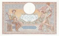 France 100 Francs Luc Olivier Merson - Grands Cartouches - 13-05-1937 Série Z.53850