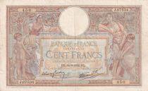 France 100 Francs Luc Olivier Merson - Grands Cartouches - 14-09-1939 - Série J.67534 - TB+