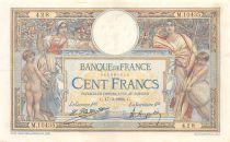 France 100 Francs Luc Olivier Merson - Grands Cartouches - 17-03-1924 Série M.10435 - PSUP