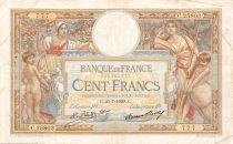 France 100 Francs Luc Olivier Merson - Grands Cartouches - 25-07-1929 Série C.25803-777 - TTB