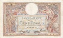 France 100 Francs Luc Olivier Merson - Modifié - 02-12-1937 Série C.56076