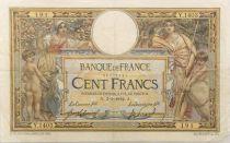 France 100 Francs Luc Olivier Merson - sans LOM - 03-01-1912 Série Y.1403 - TTB