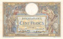 France 100 Francs Luc Olivier Merson - sans LOM - 04-08-1922 Série V.8353 - TTB