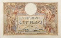France 100 Francs Luc Olivier Merson - sans LOM - 09-03-1929 Série F.24435 - SUP