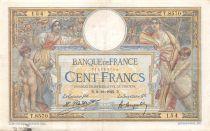 France 100 Francs Luc Olivier Merson - sans LOM - 09-10-1922 Série T.8570 - TTB