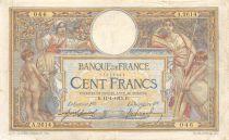 France 100 Francs Luc Olivier Merson - sans LOM - 11-01-1915 Série A.2614 - PTTB