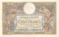 France 100 Francs Luc Olivier Merson - sans LOM - 11-10-1923 Série U.9820 - TTB