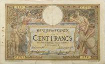 France 100 Francs Luc Olivier Merson - sans LOM - 12-02-1913 Série Z.1712 - PTB