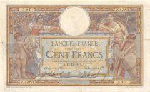 France 100 Francs Luc Olivier Merson - sans LOM - 12-12-1917 Série Z.4385 - PTTB