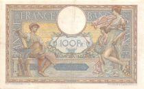 France 100 Francs Luc Olivier Merson - sans LOM - 13-12-1922 Série M.8786 - TTB