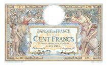 France 100 Francs Luc Olivier Merson - sans LOM - 15-05-1923 Série B.9293
