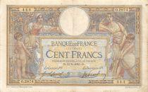 France 100 Francs Luc Olivier Merson - sans LOM - 15-06-1915 Série O.2874 - TB