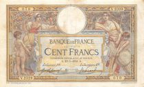 France 100 Francs Luc Olivier Merson - sans LOM - 18-07-1914 Série V.2329 - TTB
