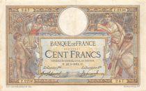 France 100 Francs Luc Olivier Merson - sans LOM - 20-05-1914 Série Z.2236 - TTB