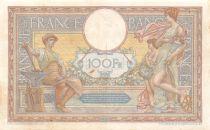 France 100 Francs Luc Olivier Merson - sans LOM - 24-06-1913 Série H.1932 - TTB