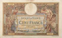 France 100 Francs Luc Olivier Merson - sans LOM - 25-08-1919 Série D.6223 - TB+