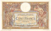 France 100 Francs Luc Olivier Merson - sans LOM - 25-09-1916 Série F.3644 - TTB