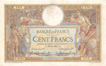 France 100 Francs Luc Olivier Merson - sans LOM - 26-04-1915 Série F.2791 - TTB