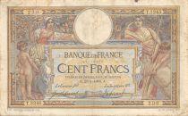 France 100 Francs Luc Olivier Merson - sans LOM - 28-01-1916 Série T.3245 - TB