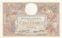 France 100 Francs Luc Olivier Merson -08-12-1932 -  Série Y.37876